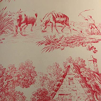 PIERRE DEUX FRENCH COUNTRY III Wallpaper DPX24376W