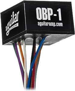 Aguilar OBP-1 TK Bass Guitar Pre-Amplifier
