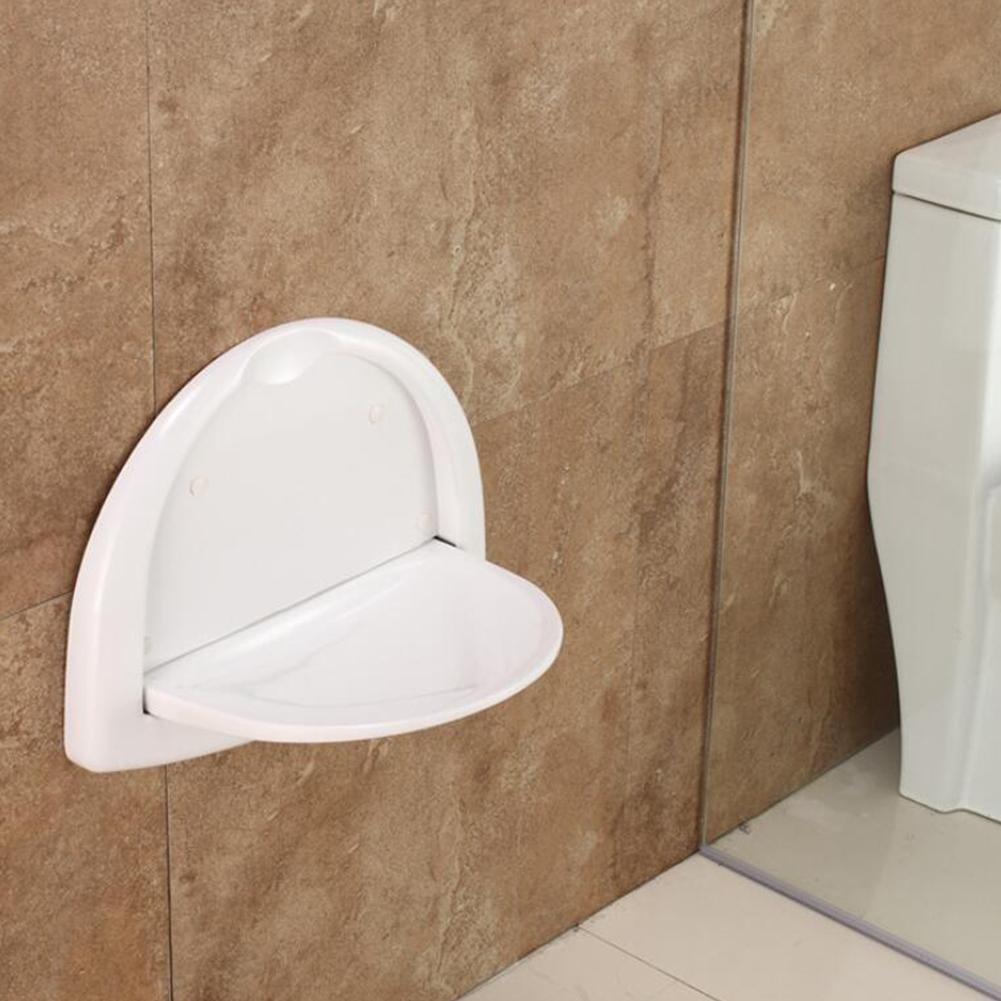 TSAR003 Multifunktionale Hochfeste Abs-Harz-Material Bad Falten Dusche Sitz Wand Montiert Montiert Montiert Schuh Hocker, 280 Pfund Lastlager c8fb3d