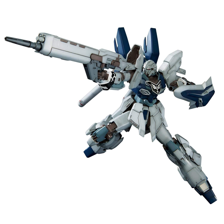 Bandai Hobby MG 1/100 Sinanju Stein (Narrative Ver.) ''Gundam NT'' by Bandai Hobby (Image #1)