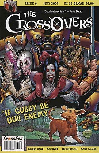 Crossovers, The #6 VF ; CrossGen comic book ()