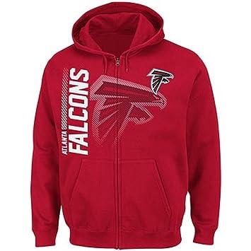 NFL fútbol americano con capucha/sudadera con capucha/Kaputzenpullover Atlanta Falcons Touch Back VII en talla XXL (2XL): Amazon.es: Deportes y aire libre