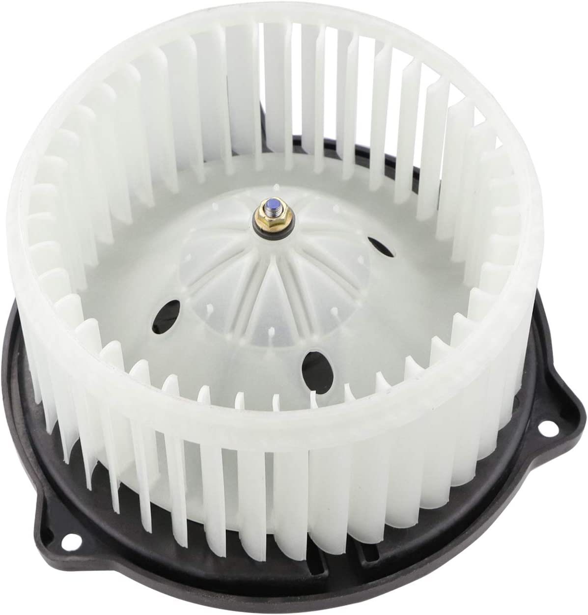 HVAC AC Blower Motor Fits 2002-2008 Dodge Ram 1500 2500 3500//2002-2004 Jeep Grand Cherokee Replaces 5096255AA //700012,5096256AA,5012701AB,615-00649,615-00635,615-0629 Replacement Heater Motor