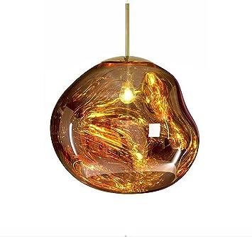 Pinchu Unregelmassige Lava Glas Pendelleuchten Dream Deckenleuchten