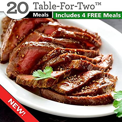 Table-For-Two Lunch & Dinner Collection - Culinaire+ Collection