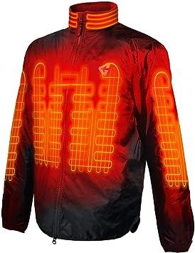 Amazon.com: Gerbing - Forro térmico para chaqueta, 12 V ...