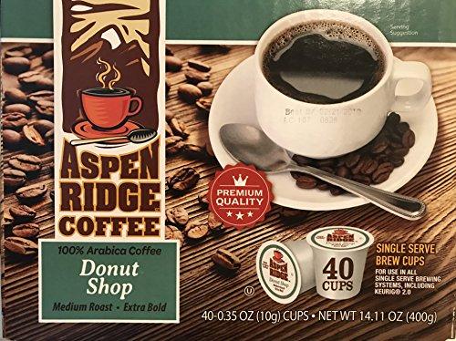 Aspen Ridge Coffee Donut Shop