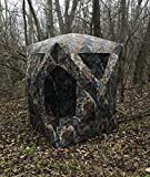 Rusk ''Two-Tall'' Extra Tall Two To Three Person Hunting Blind