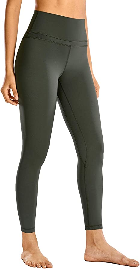 Amazon.com: CRZ YOGA Womens Naked Feeling I High Waist ...