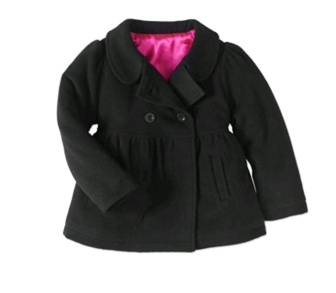 7baa15698 Amazon.com  Healthtex Peacoat Baby Girl Jacket by Toddler Girls ...