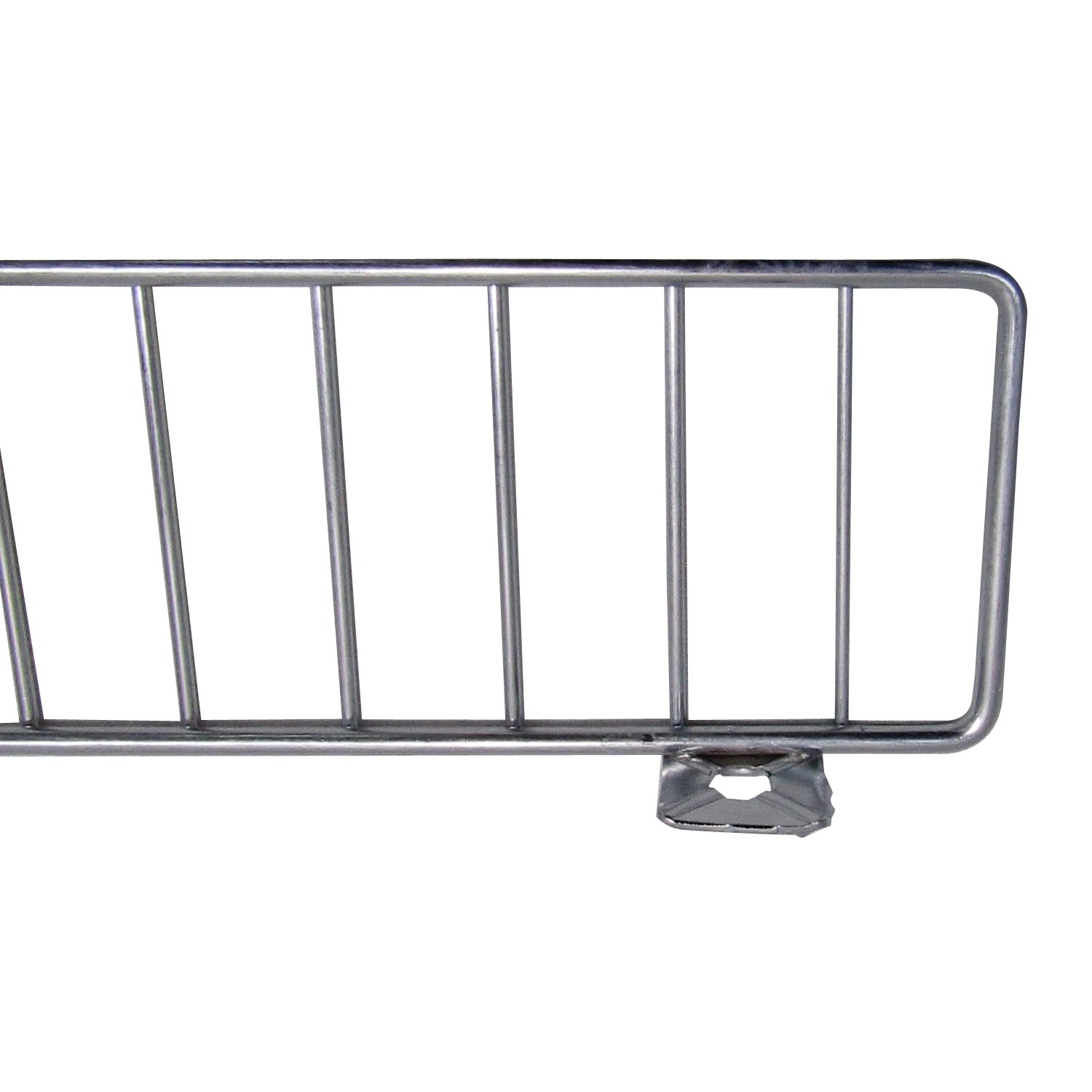 AWP CA-FD317CN-7 Chrome Divider, Lozier/Madix, 3 x 17 Size, Chrome, (Pack of 50) by AWP (Image #2)
