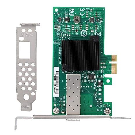 Tonysa 1000Mbps Tarjeta de Red PCI-E con Interfaz 1G SFP ...