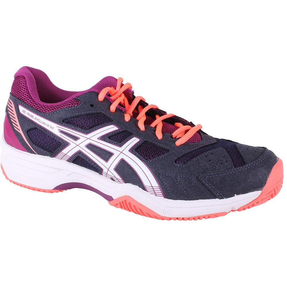 ASICS Gel Padel Exclusive 4 SG E565N 3301: Amazon.es: Deportes y ...