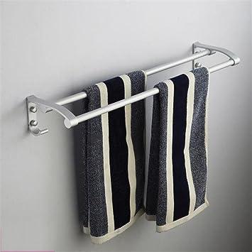 ZXLIFE@Barra de toalla de los muebles de cocina Toalleros Racks ...