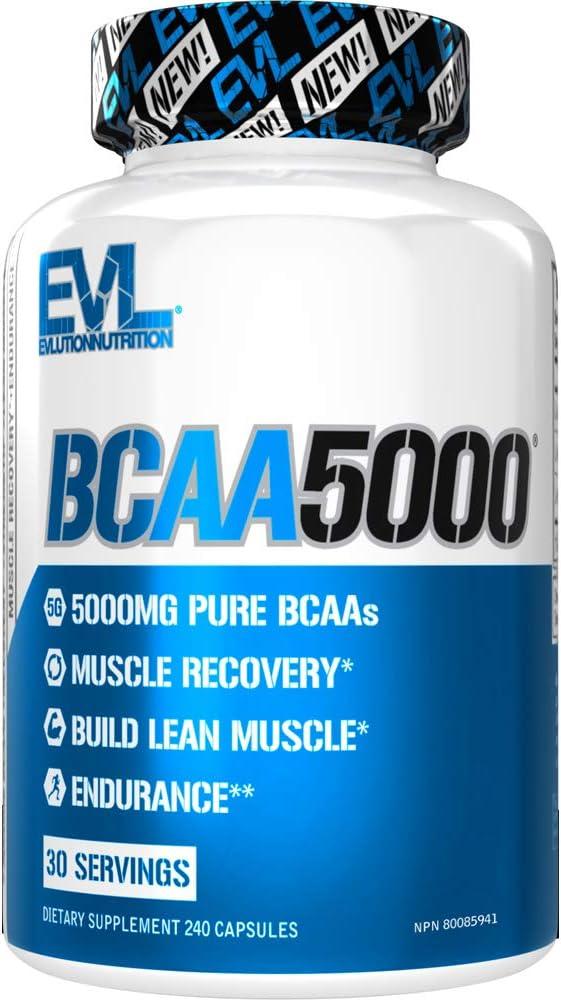 Evlution Nutrition BCAA