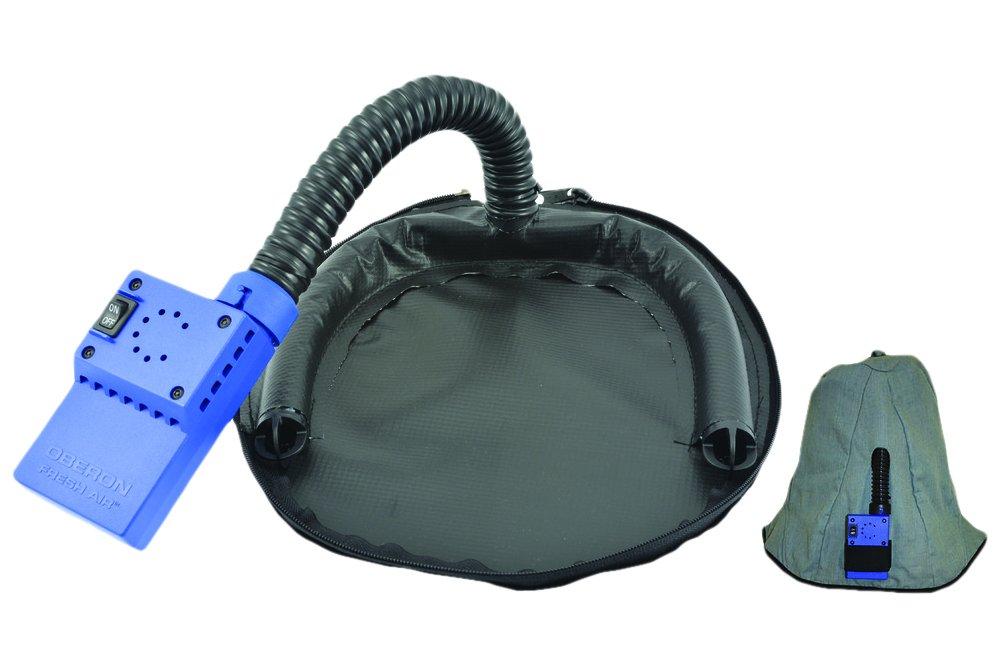 Fresh Air Arc Flash Hood Ventilation System