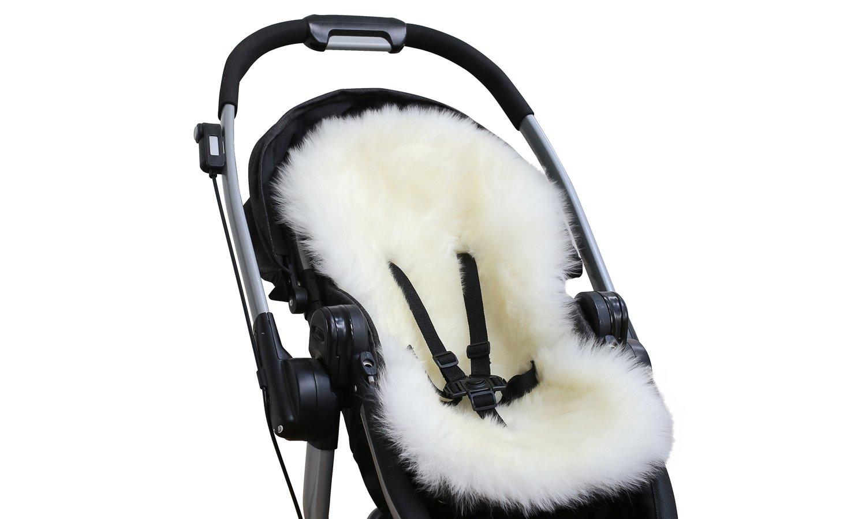 Baa Baby All Style Lambskin Liner - Ivory Long Hair