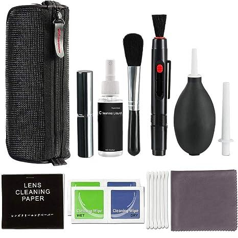 Kit de Limpieza Profesional para cámara réflex Digital: Amazon.es ...