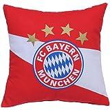 FC BAYERN MÜNCHEN Kissen rot/weiß