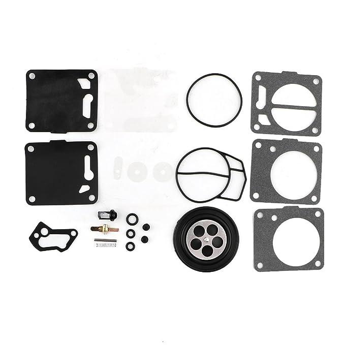 Carburetor Rebuild Carb Repair Kit For Mikuni Seadoo XP SP SPI SPX GTX GTS GTI GS GSI By Mopasen