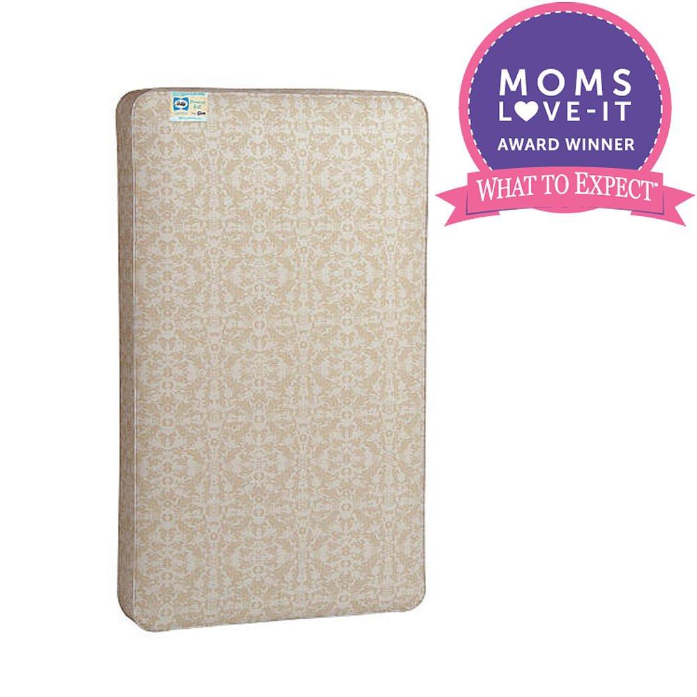 - Amazon.com: Sealy Precious Rest Crib & Toddler Mattress: Baby