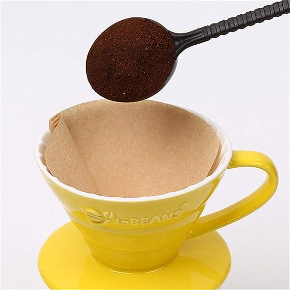 WCPQT Cilindros de Papel de Filtro de café Natural, Papel de ...