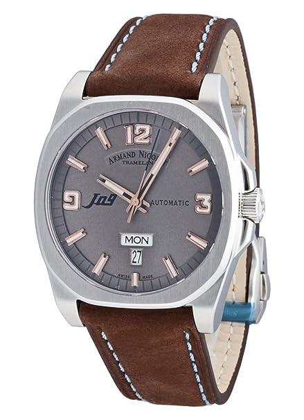 Reloj - Armand Nicolet - Para Hombre - 9650A-GS-P865MZ2: Amazon.es: Relojes