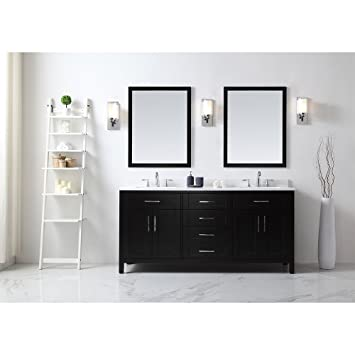 72 inch double sink vanity. ove decors tahoe 72e quartz top bathroom double sink vanity, 72-inch by 21 72 inch vanity i