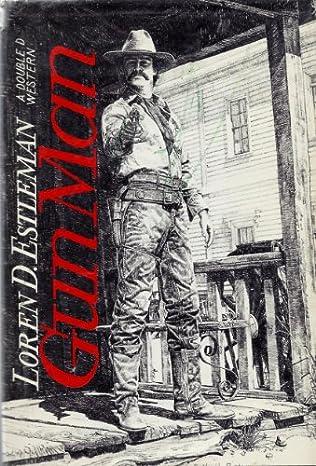 book cover of Gun Man