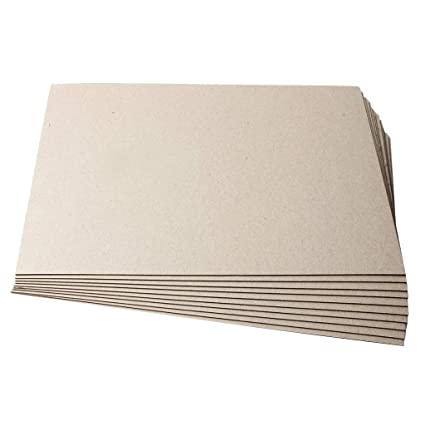 D DOLITY 10x Papel Kraft Tarjeta para Hacer Tarjetas de ...