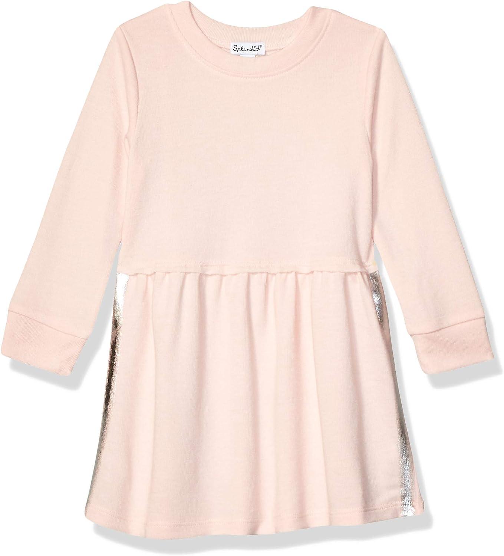 Splendid 女の子用 幼児用長袖ドレス