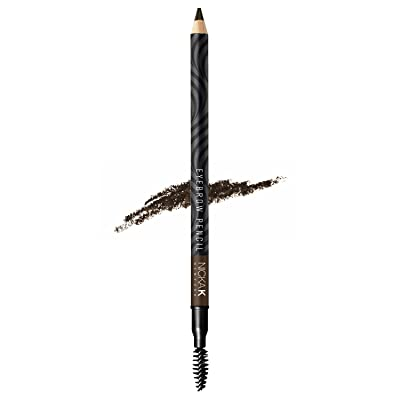 (3 Pack) NICKA K Eyebrow Pencil NEP03 Dark Brown
