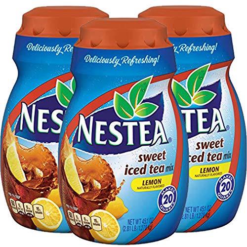 Nestea Nestea Sweet Tea Lemon, 45.1-Ounce Jars (Pack of 3) by Nestea
