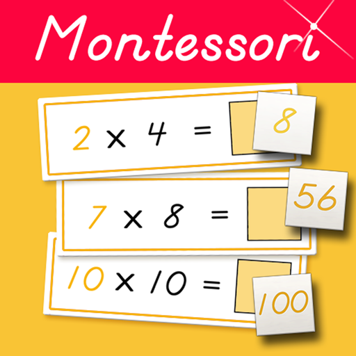 Multiplication Tables   Montessori Math For Kids Ages 6   Up