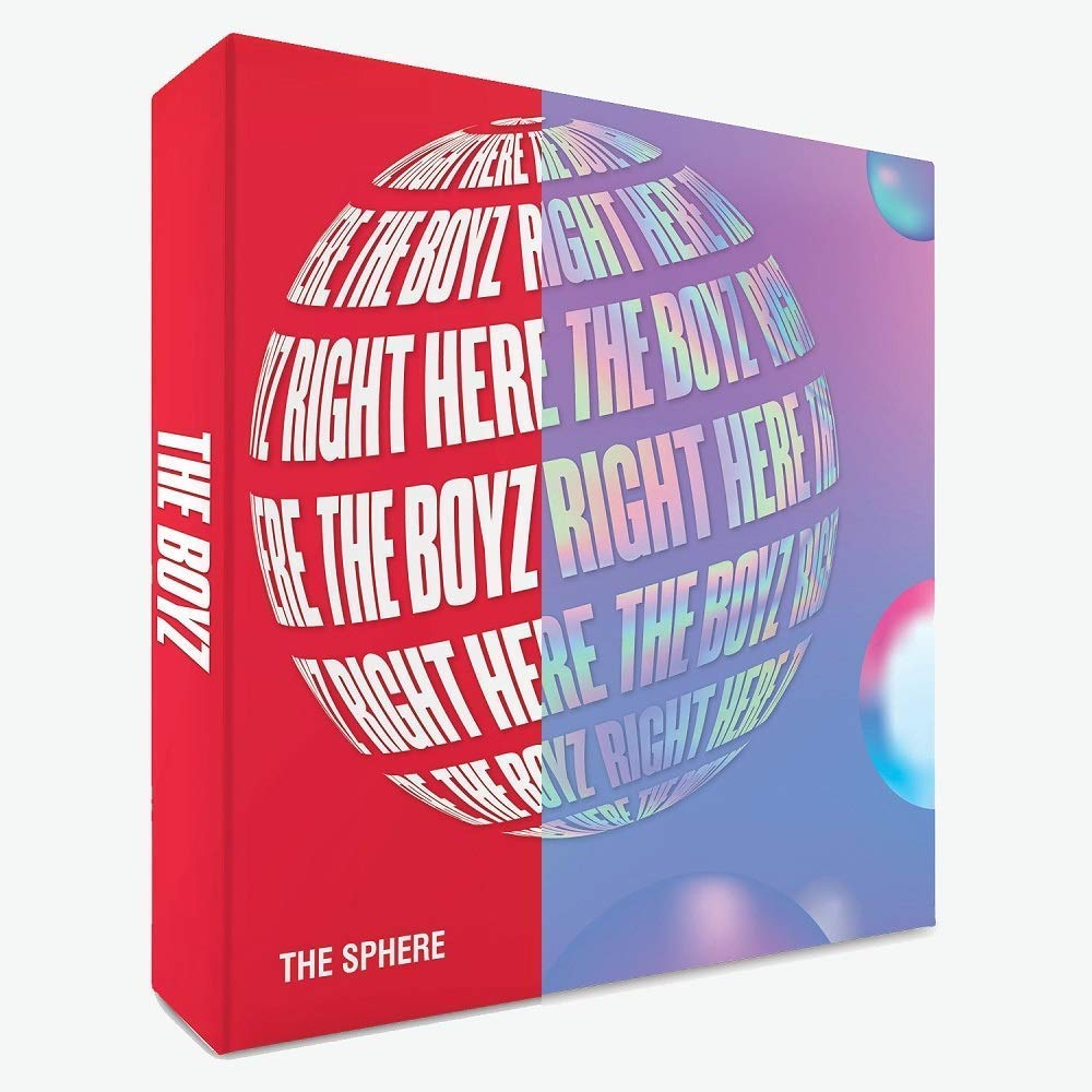 CD : The Boyz - Sphere (random Cover) (With Booklet, Postcard, Photos, Stickers, Asia - Import)
