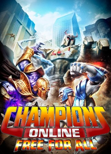 Champions Online: Free for All Plus Additional In-Game Content - Online Champions