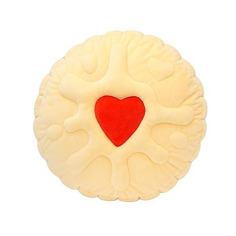 Cero Calorías Jammy para galletas cojín peluche lindo ...
