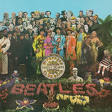 Sgt. Pepper's Lonely Hearts Club Band [Mono LP] (The Beatles Vinyl Stereo)