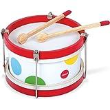 Janod - Confetti, tambor de juguete de madera (J07608)