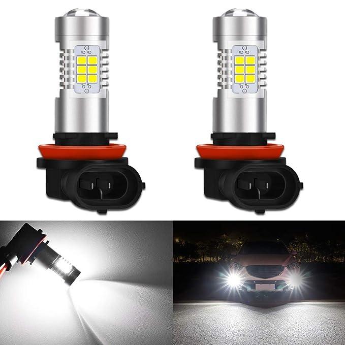 Super Bright H11 H8 LED Fog