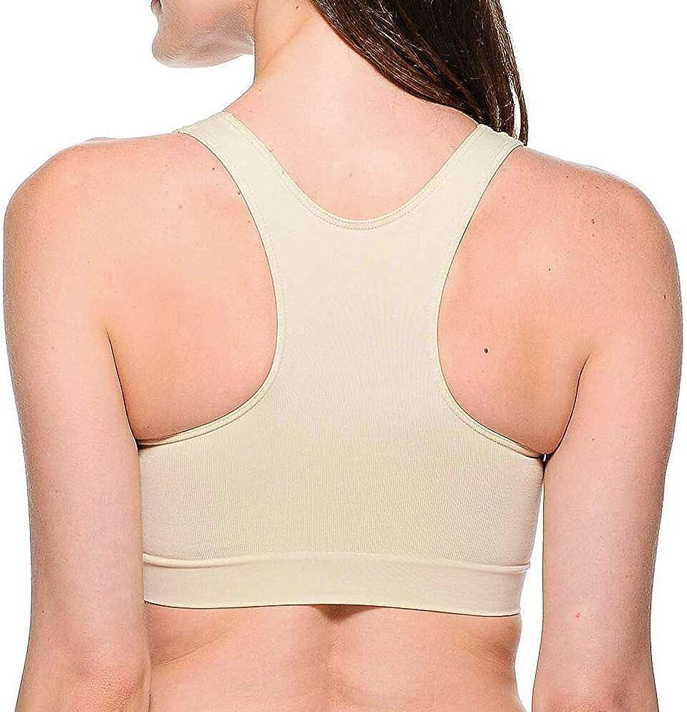 110590 Intimidea Top fitness in microfibra Comfort BRA Sport Body Effect art