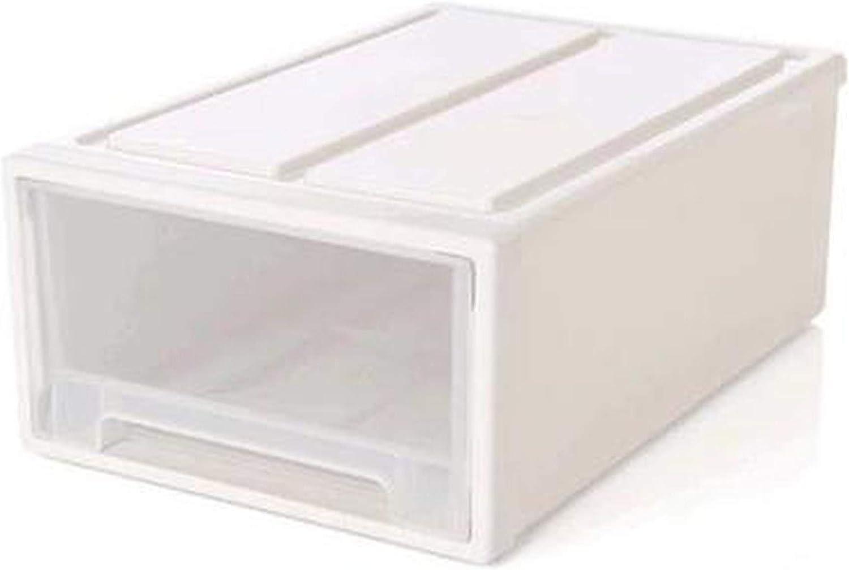 Galaxy-DF Caja de almacenamiento de ropa de alta capacidad, caja ...