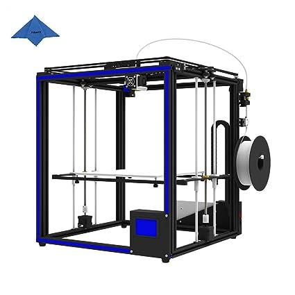 Impresora 3D de alta precisión Tronxy Kit de bricolaje con soporte ...