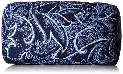 Vera Bradley Iconic Large Travel Duffel, Signature Cotton, Indio, One Size
