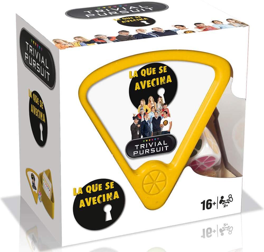 Eleven Force LQSA Trivial Bite La Que Se Avecina (10322), Multicolor, Talla Única: Amazon.es: Juguetes y juegos