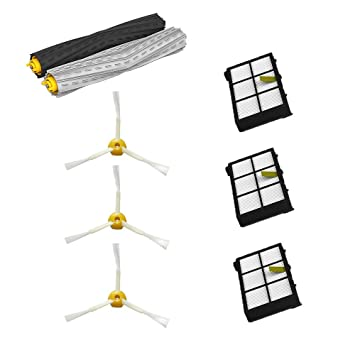Recambios total para Roomba iRobot series 800, 860, 865, 870, 875, 880, 885, 890, 900, 980: Amazon.es: Electrónica
