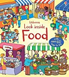 Look Inside Food (Look Inside Board Books)
