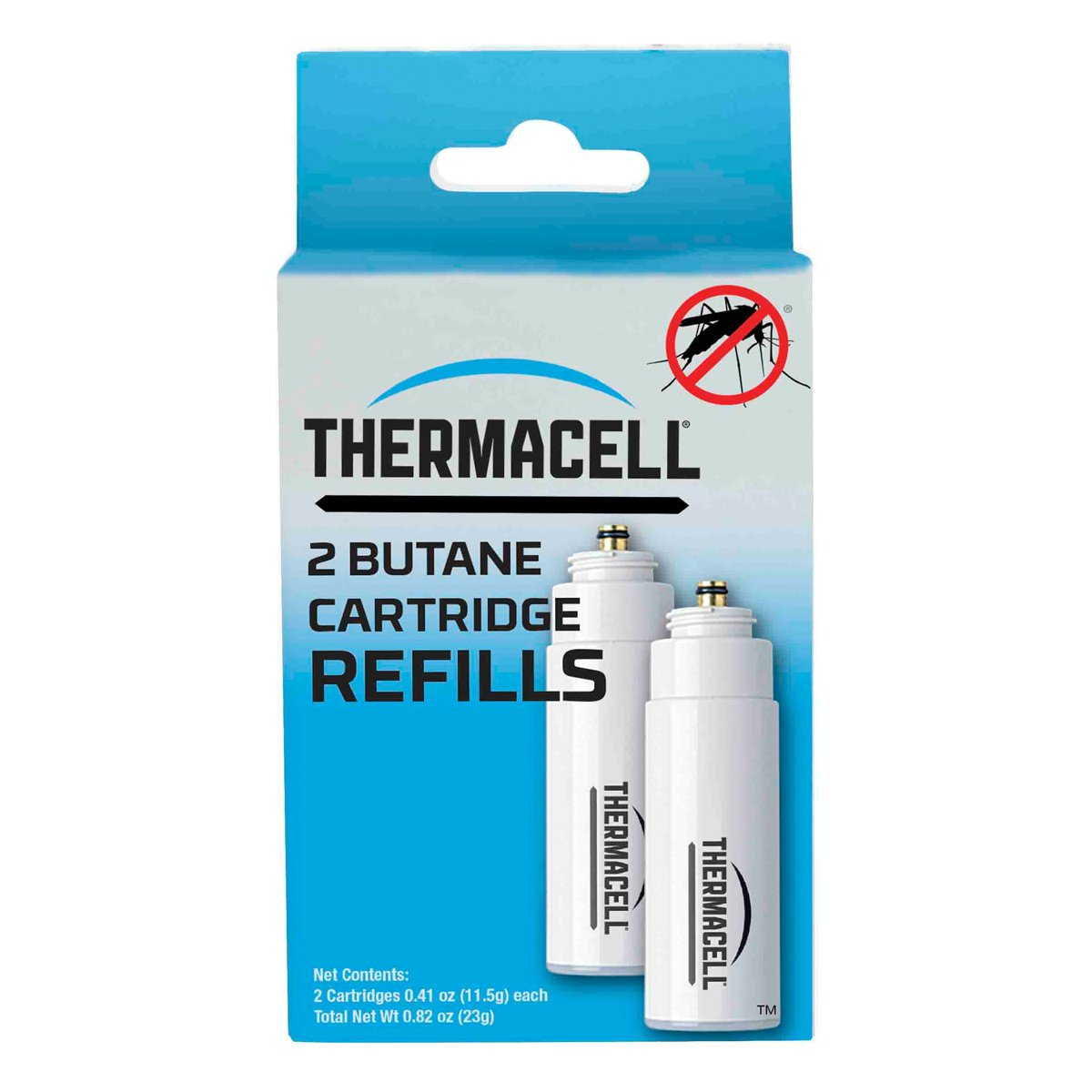 Thermacell Mosquito Repellent Refill Pack for Repellers, Torch and Lanterns Torches and Lanterns 2-Pack C 2