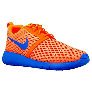 newest b07a0 0ada5 Nike Roshe One Flight Weight - 705485801 - Color Orange - Size  6.5