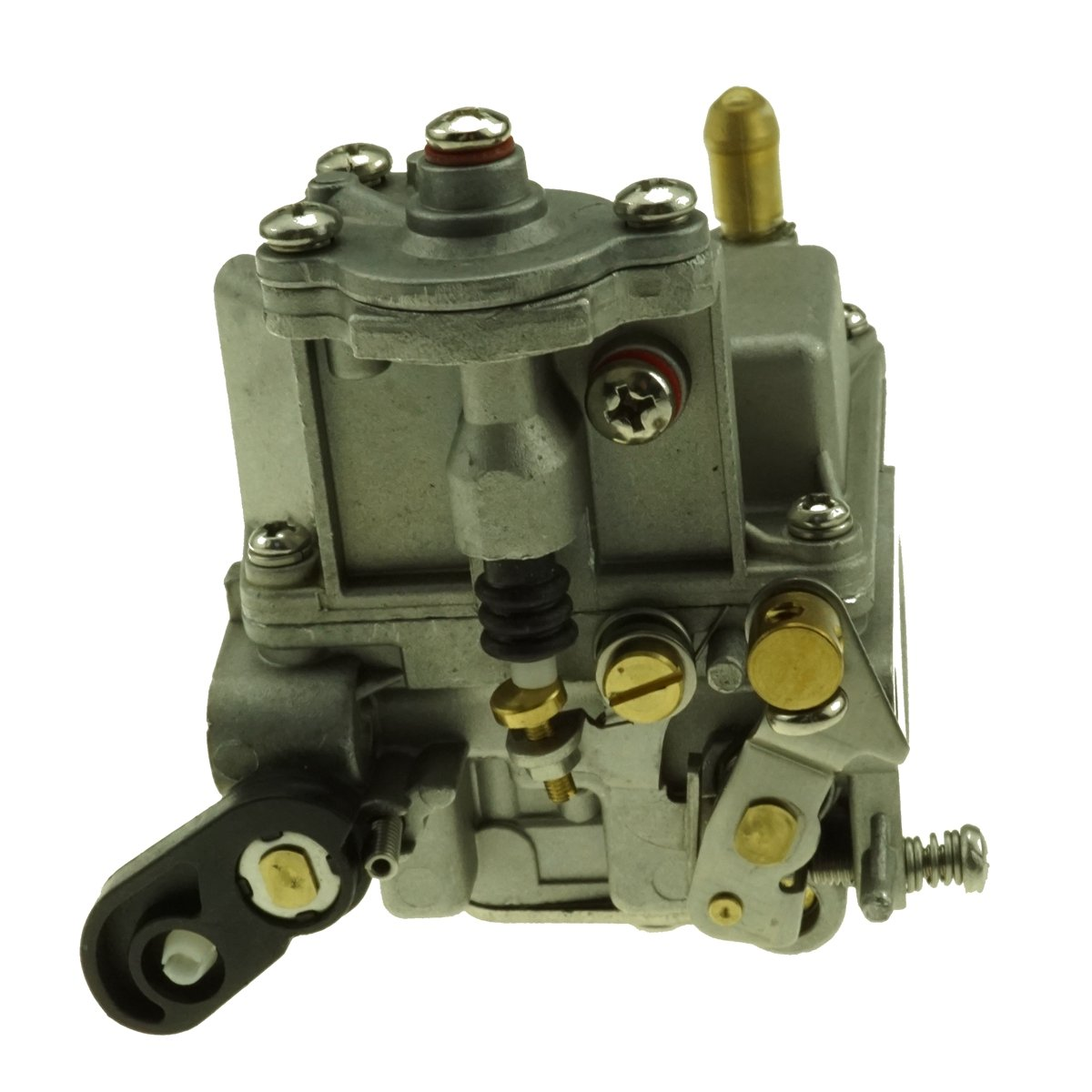 Uanofcn New Carburetor Assy for Yamaha 4-Stroke 15hp F15